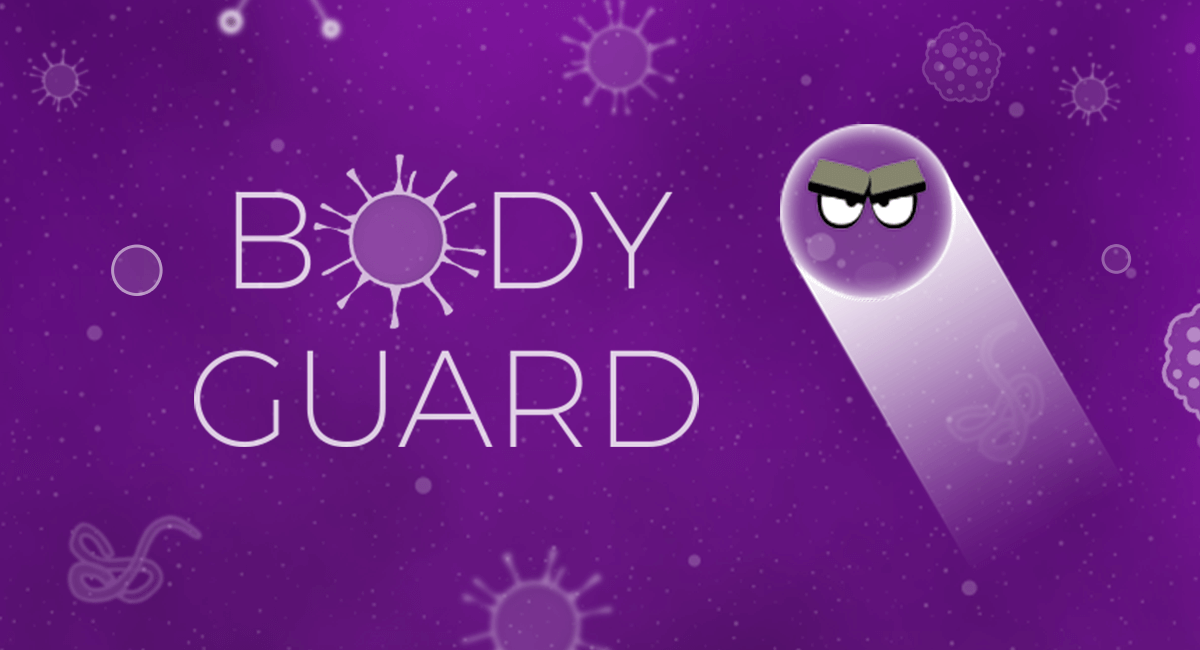 Body Guard - fighting viruses and supporting Artist Rescue Trust