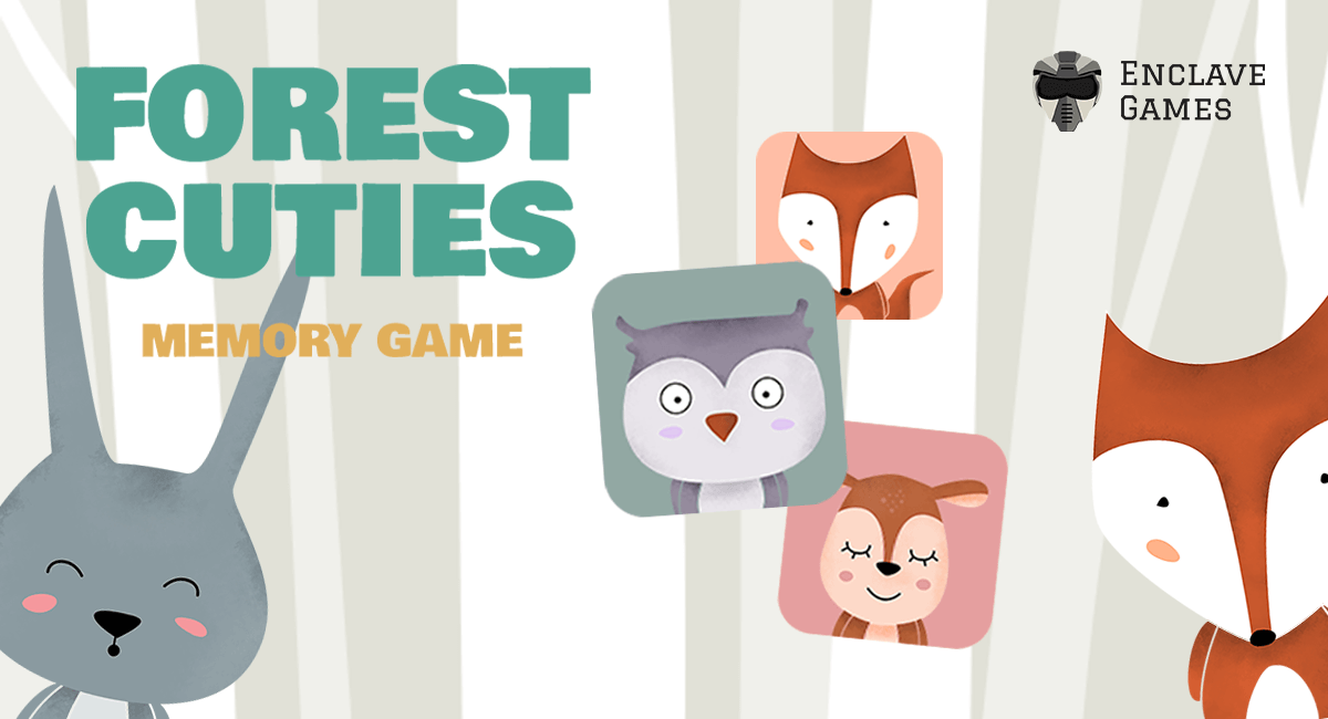 Forest Cuties - from a poster on the wall to a mobile game utilizing Web Monetization and NFTs