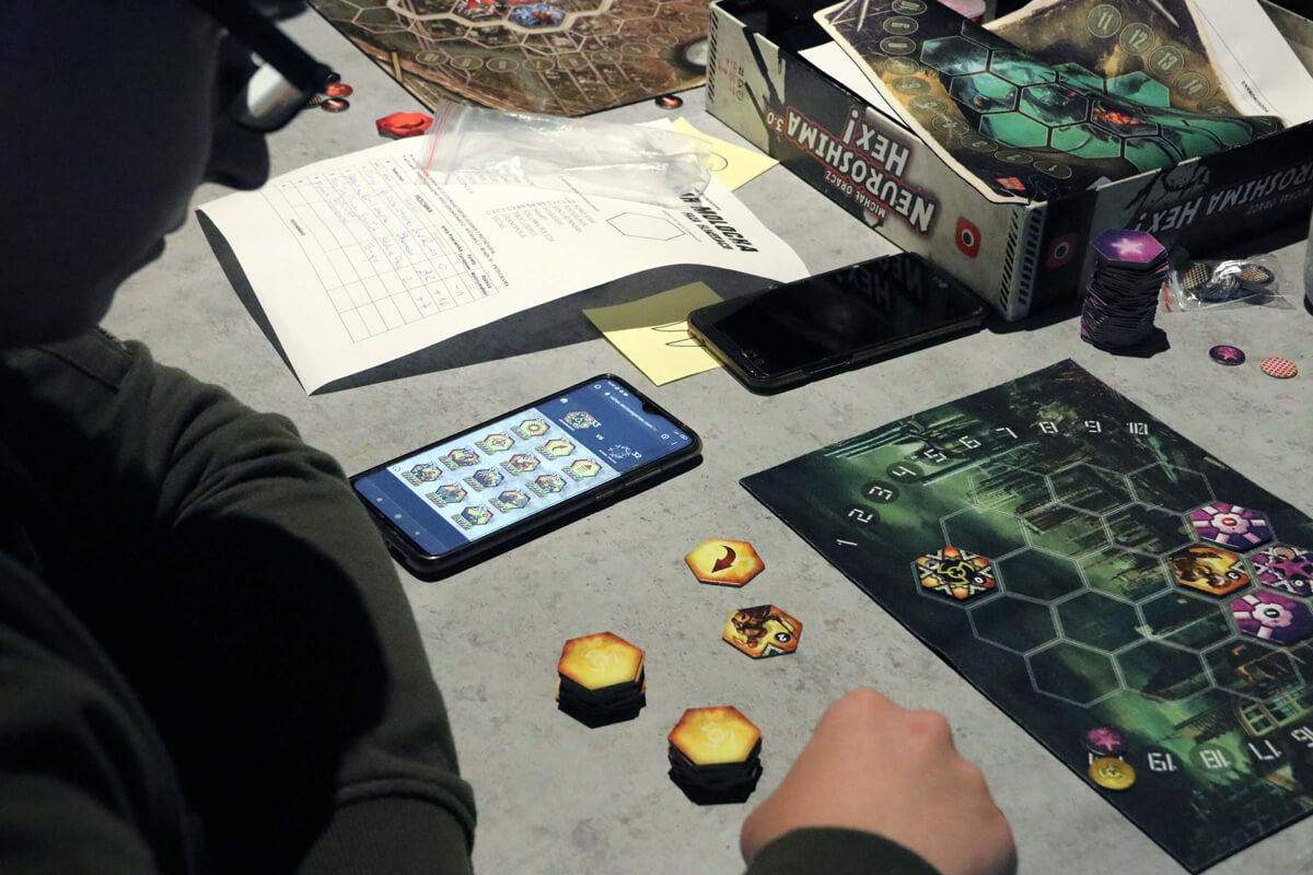 Enclave Games Monthly Report: September 2021