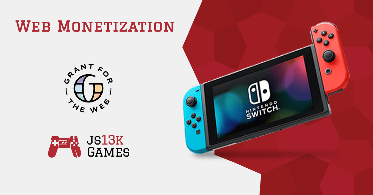 Enclave Games - 2020: js13kGames Nintendo Switch