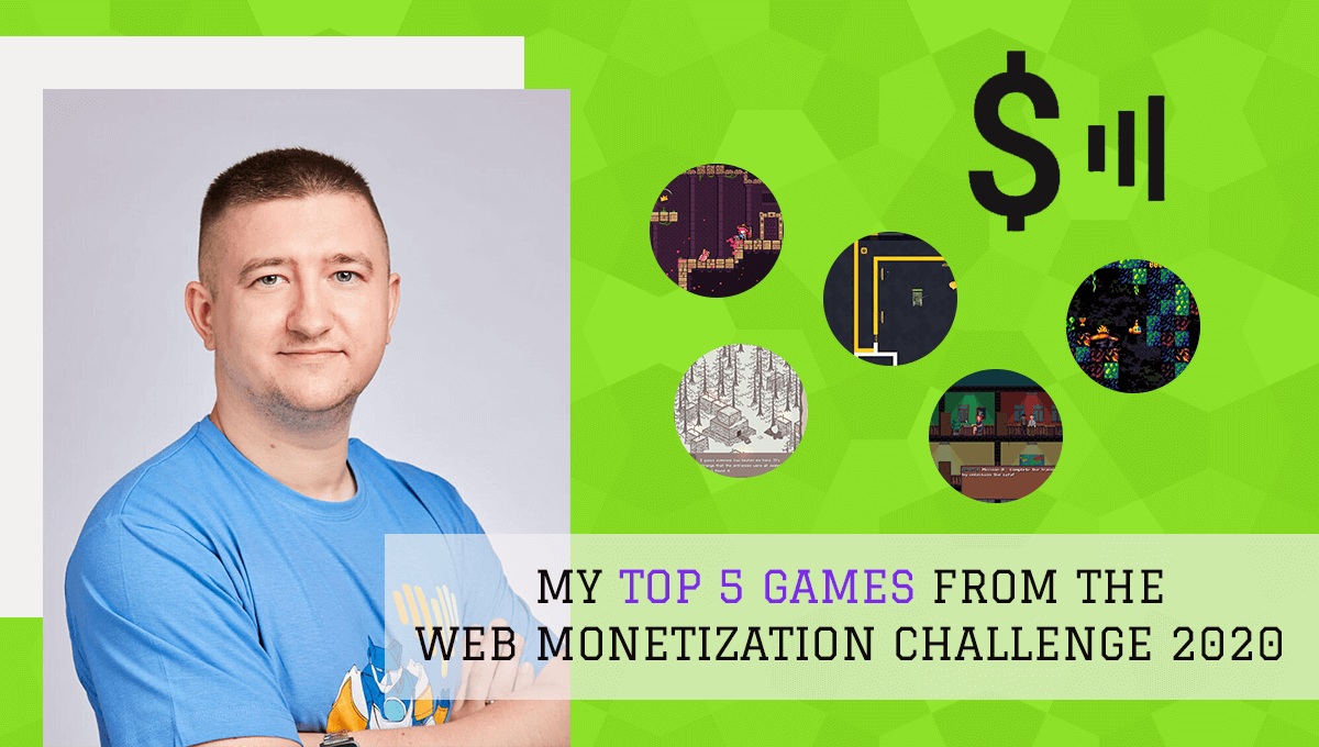 Enclave Games - Monthly December 2020 - The Web Monetization Challenge top5
